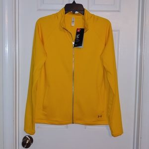 Under Armour Ladies Loose Fit Jacket Size Large